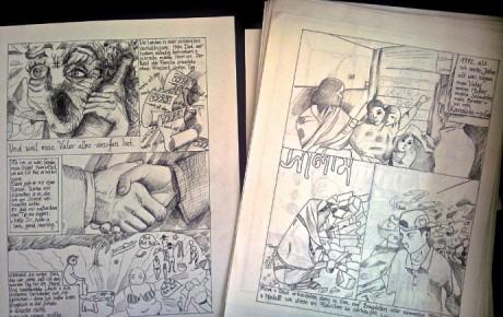 Comic Beispiel 3