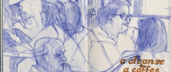 Kunst im Netz: Carving Paper