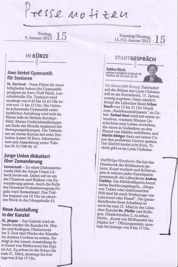 Presse Viereck Web
