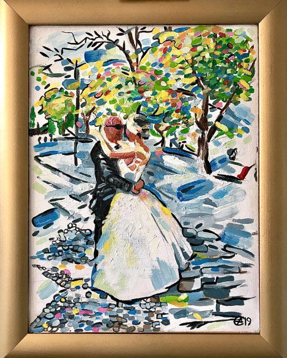 Paint your dreams! – Hochzeit