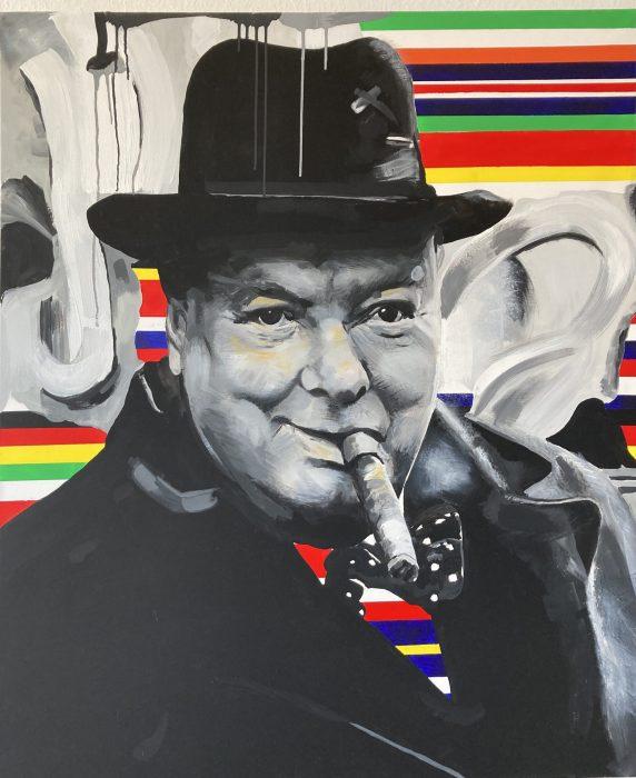 Pioniere der EU – Winston Churchill